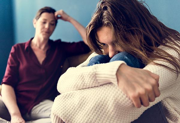 parent needing advice on how to help teen